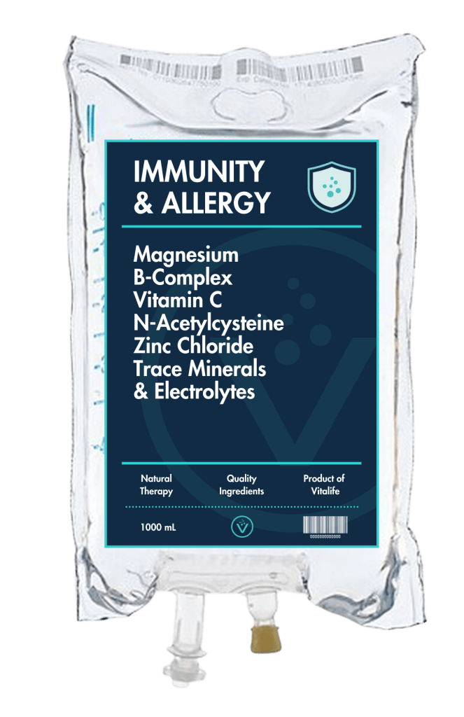 Immunity Support IV Therapy