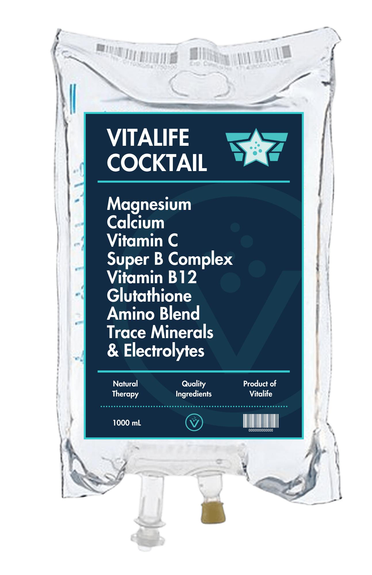 Vitalife Cocktail IV Therapy