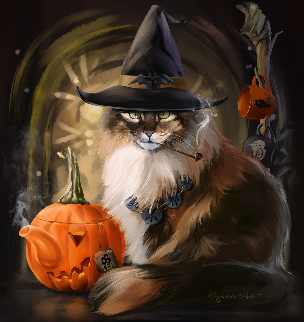 1920x1200 black cat halloween wallpaper pc. Cat Wallpaper For Halloween 3d 2021 Live Wallpaper Hd