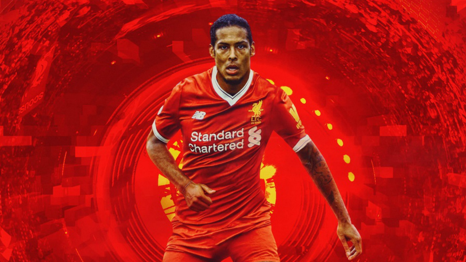 Live Iphone X Wallpaper From Commercial Virgil Van Dijk Liverpool Wallpaper 2020 Live Wallpaper Hd