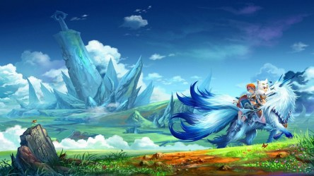 fantasy desktop wallpapers backgrounds anime hd wolf diamond sky dust landscape butterfly orange flowers scenic bird clouds animal resolution background