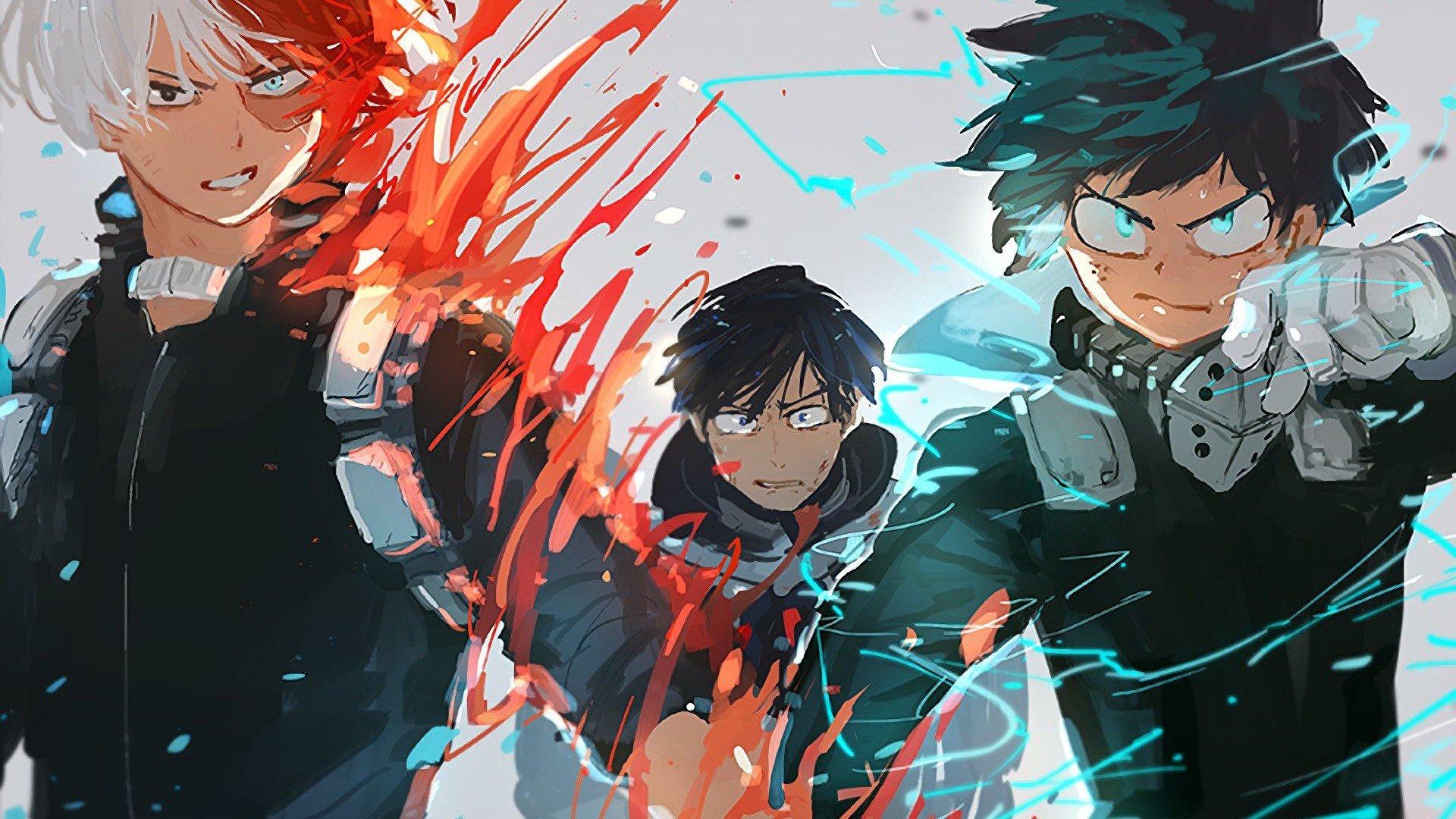 Anime live wallpaper dabi boku no hero academia is wallpaper app that contain all the best wallpaper of dabi. My Hero Academia HD Backgrounds | 2021 Live Wallpaper HD