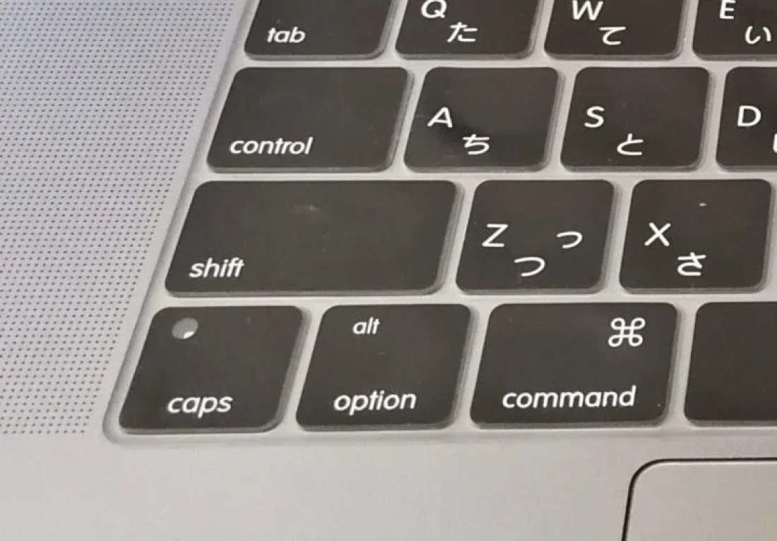 Macbookpro2016 keyboard cover2
