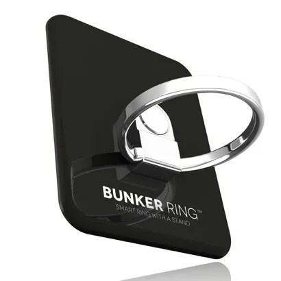 BUNKER RING 3 落下防止&スタンド機能が便利