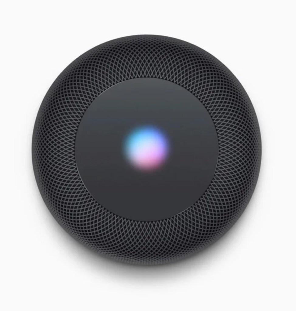 Apple「HomePod」Siri