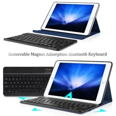 【KuGi】Bluetoothキーボード一体型ケース