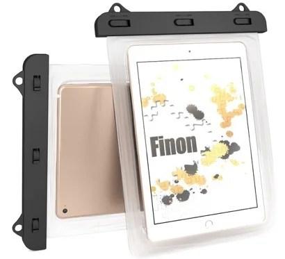 【Finon】10.5インチiPad Proで使える防水ケース