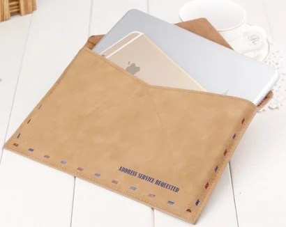 【Jamho】封筒デザインの薄型インナーケース