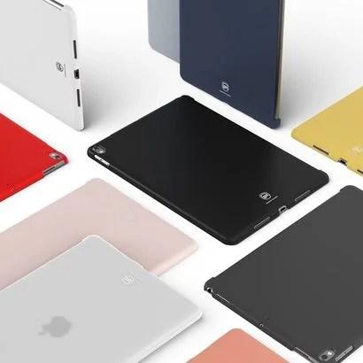 【AndMesh】10種類のカラーから選べるスマートキーボード対応ケース