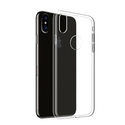 【AVIDET】iPhone Xのデザインを隠さないTPUクリアケース
