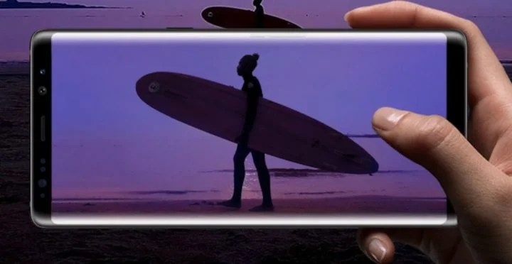Galaxy Note8 保護フィルム