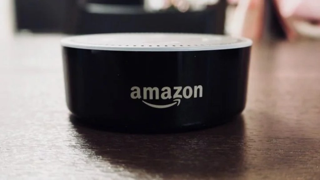 Amazon Echo Dot 外観