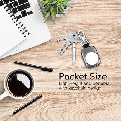 【GMYLE】超小型のキーホルダータイプのモバイルバッテリー