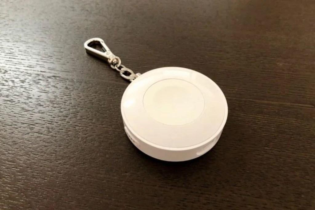 CHOETECH Apple Watch専用モバイルバッテリー 全体