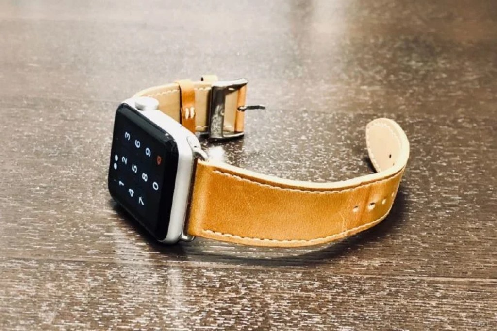 Apple Watchと購入したバンド