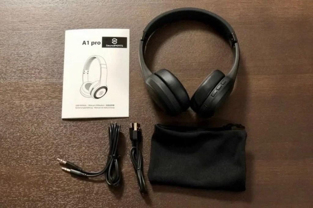 SoundPEATS A1 Pro パッケージ内容