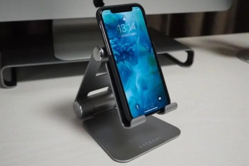 Satechi iPhoneスタンド