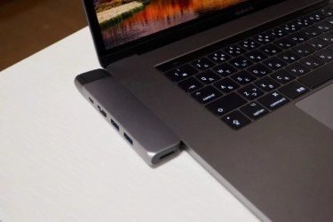 MacBook Proのデザインに合う秀逸なデザイン