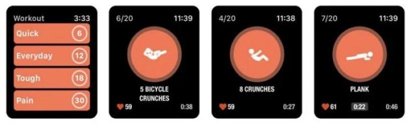 Streaks Workout(Apple Watch)