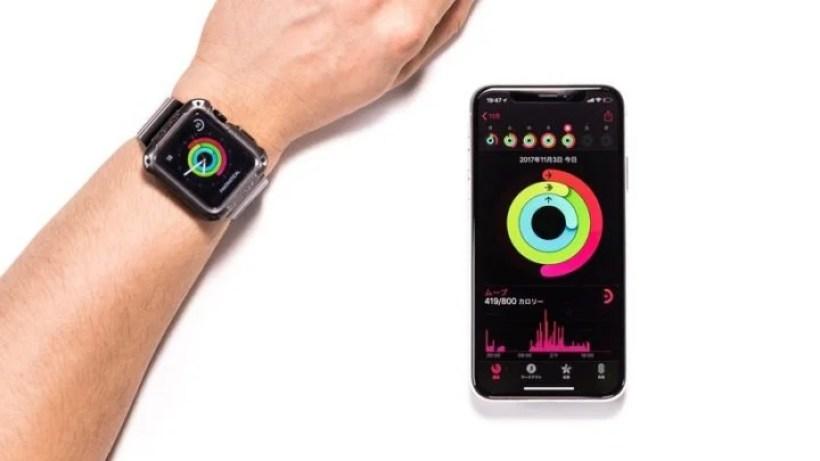 Apple Watchとヘルスケアアプリ