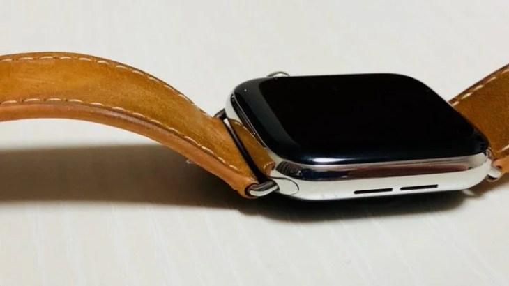 互換性あり!Apple Watch 3のバンドはApple Watch 4でも使えるよ