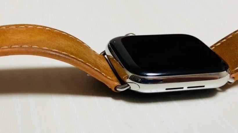 Apple Watch 3バンドを4に装着 2