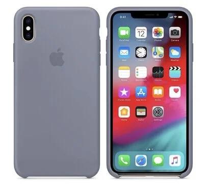iPhone XS/XS Maxシリコーンケース