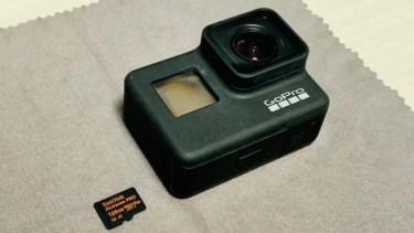 【重要】GoPro HERO7におすすめのmicroSDカードと選び方