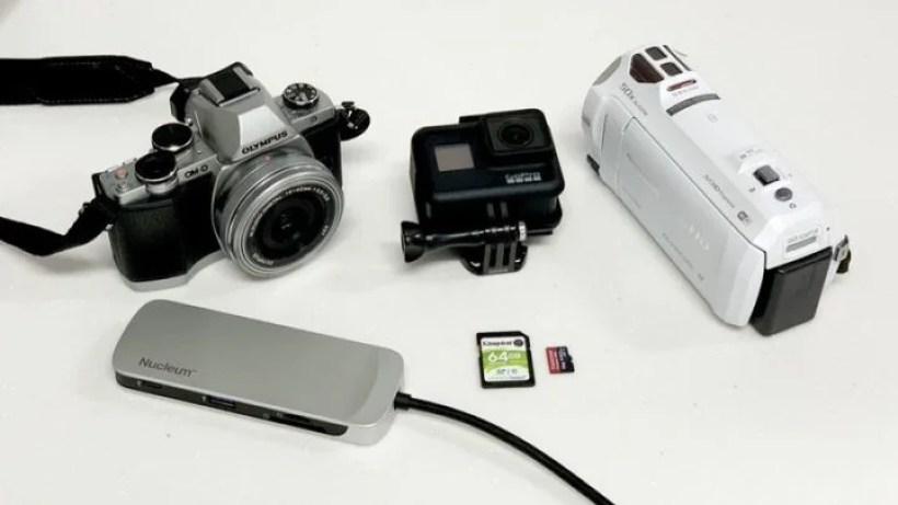 USB-Cハブが使えることであらゆるデバイスをiPad Proに接続できる