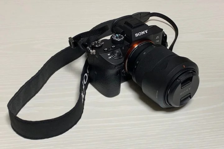 SONY α7 III(ILCE-7M3K/ズームレンズキット)