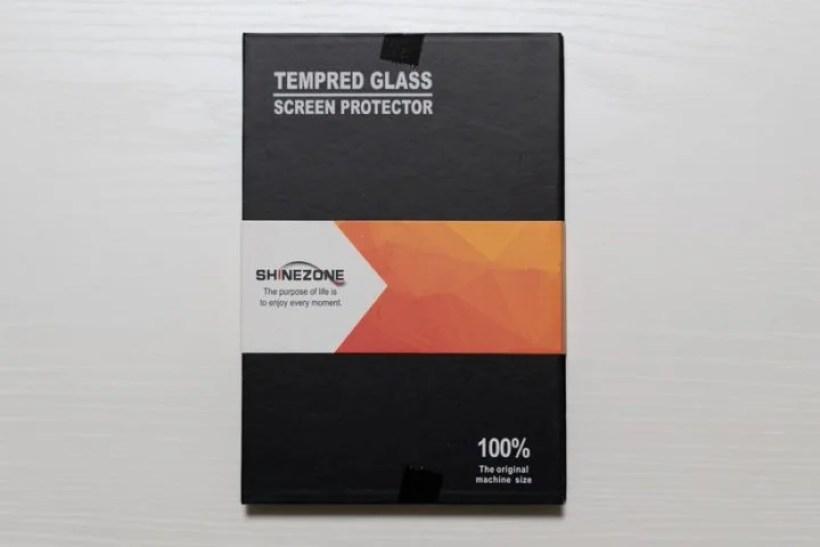 【SHINEZONE】裸派におすすめしたい背面ガラスフィルムセット