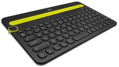 【Logicool】スタンド機能付きBluetoothキーボード