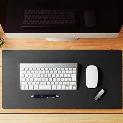 【エレコム】作業スペースをカバー!大型マウスパッド