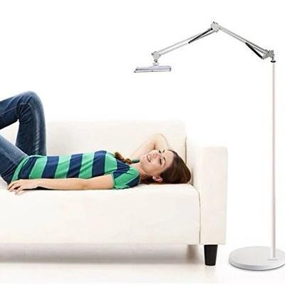 【H&Y】高さ38〜175cmまで調節できる床置きスタンド