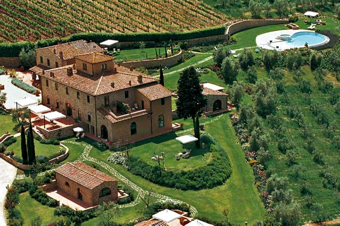 #TipsyTuesday: House Chianti