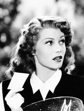 Rita Hayworth was breaking hearts