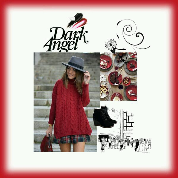 DarkAngelValentineOutfit