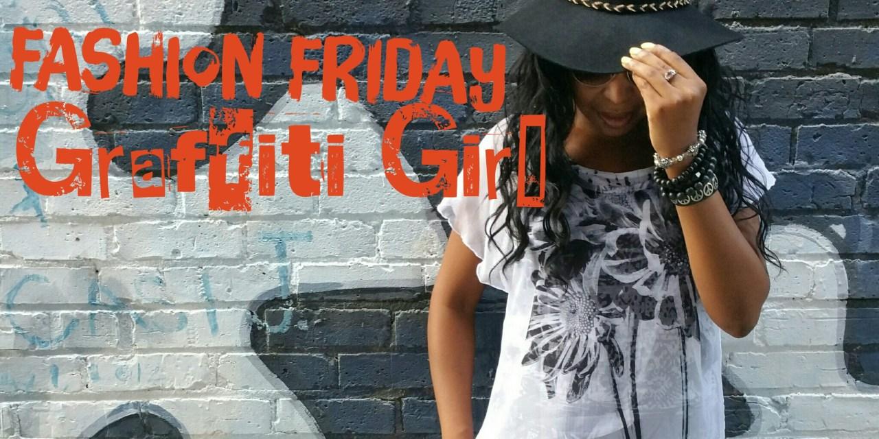 Fashion Friday… Graffiti Girl