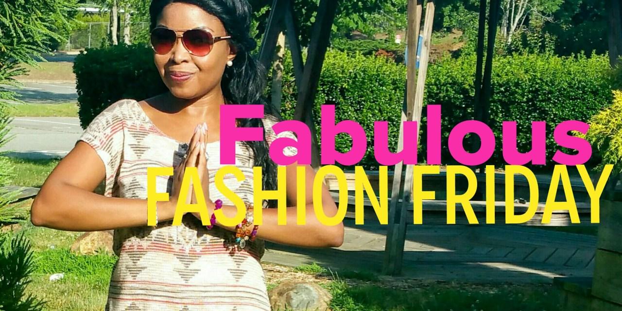 Fabulous Fashion Friday… Namaste in An Aztec Paradise