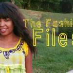 The Fashion Files… Happy Birthday Tweety Bird