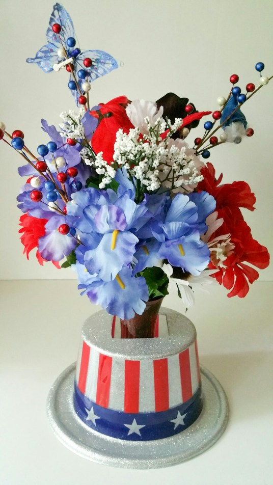 Embrace-the-Soldier-Memorial-Day-Holiday-Bouquet-Nine-LiWBF