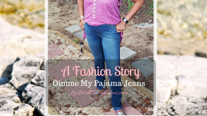 A Fashion Story Comfort Meets Style In My PajamaJeans