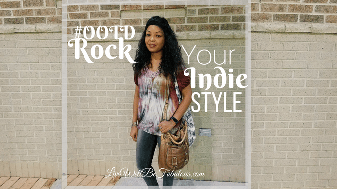 #OOTD Rock Your Indie Fashion Style