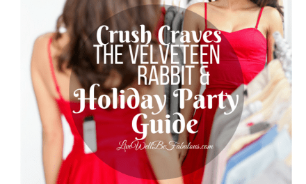 Crush Craves The Velveteen Rabbit And Holiday Party Dress Guide
