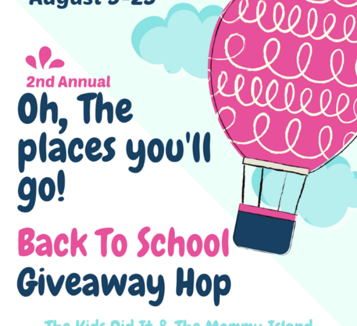 2017 August – Oh! The Places We'll Go Hop Celebration