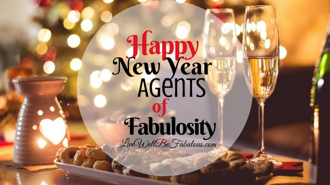 Happy New Year Agents of Fabulosity 2018