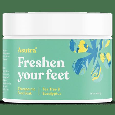 Eucalyptus & Tea Tree Foot Soak