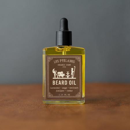 Los Poblanos Beard Oil