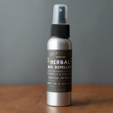 Los Poblanos Herbal Bug Repellant