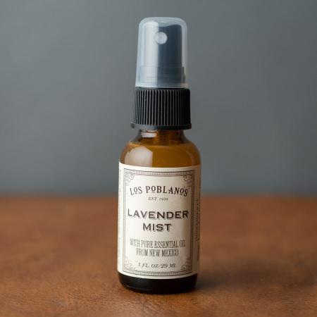 Los Pablanos Lavender mist essential oil now at Live Well